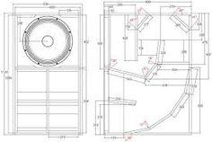 Immagine correlata Speaker Plans, Diy Speakers, Loudspeaker, Audio Equipment, How To Plan, Room, Bedroom, Speakers, Rooms
