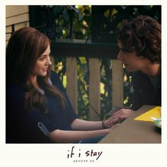 """""""Falling in love – full-throttle, intense, can't-erase-that-goofy-smile love…"""" #IfIStay"""