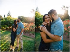 Seattle Engagement photos by Jenny Storment Photography