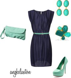 mint, navy, neutral
