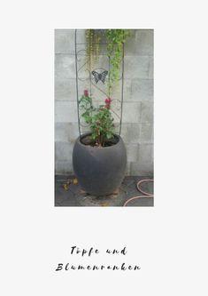 Vielen Dank For Die Blumentopf Bilder Unserer Kunden. Es Ist Schön Zu Sehen  Wie Unsere Töpfe Bepflanzt Und Dekoriert Werden. Tolle Töpfe Und  Blumenranken ...
