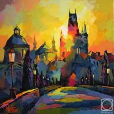 Yatnov Sergey. Barnett Newman, Alex Colville, Audrey Kawasaki, Andrew Wyeth, Akira, Bo Bartlett, City Art, Texture, Painting