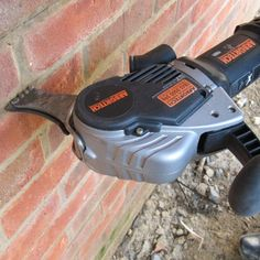 Whether you need to cut bricks, mortar & concrete or even wood & plastic, this is the tool for the job. Repointing a wall is a much quicker, cleaner job with this in your inventory.   http://www.thehireman.co.uk/hire/cutting-grinding/arbortech-brick-and-mortar-saw-110v.html
