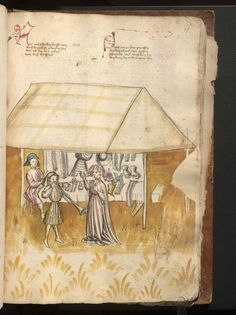 Konrad von Würzburg; Rudolf von Ems Trojanerkrieg - Willehalm von Orlens - Herzog Ernst 1441 Aufnahme 203 / Seite 95r