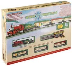 Are you setting a search for the most ideal train toy railway system? This is a detailed guide and gallery of the best-selling Bachmann Train sets .