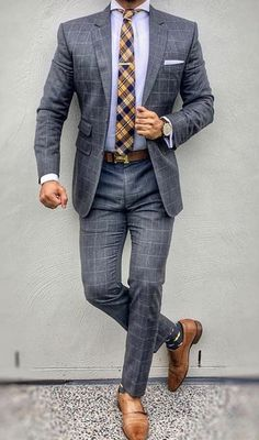 Men's business suits - Best shirt stays to keep your shirt tucked in The Suits, Types Of Suits, Cool Suits, Moda Formal, Mode Costume, Shirt Stays, Shirt Tucked In, Inspiration Mode, Tailored Suits