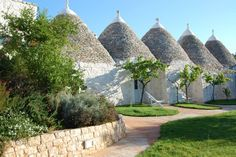 Masseria Cervarolo, Puglia ~ Places to Stay ~ www.cyclewest.com