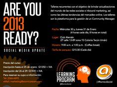 @AtomicaSocial - Social Media Learning 30 y 31 de enero 2012