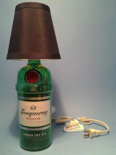 ( Tanqueray  ) Table Lamp Black