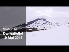 Skitur Dærgafjellet 19 Mai 2015