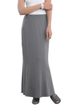 Travel Knit Skirt | Plus Size Spring Sale | Jessica London