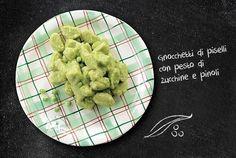 Gnocchetti di piselli con pesto di zucchine e pinoli | casadivita.despar.it