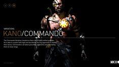 mortal kombat X | Mortal Kombat Character X Variations