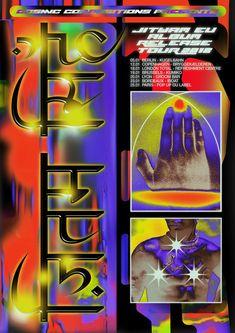 "chromedealer: ""ज़ितम सिहँ (Jitwam) European Tour www. Graphic Design Posters, Graphic Design Typography, Graphic Design Illustration, Graphic Design Inspiration, Graphic Art, Pop Up, Cool Posters, Grafik Design, Editorial Design"