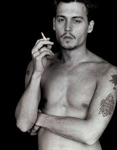 Knows johnny deep naked indefinitely