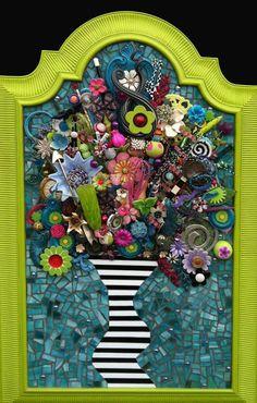 Major Mosaics - Suzan Germond