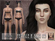 RemusSirion's R skin 3 - FEMALE