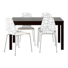 VILMAR Krzeslo IKEA Melaminowa Powierzchnia Krzesla Jest Trwala I