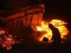 blast furnace operator - steel melt shop Element Project, Casting Machine, Steel Fabrication, Sandy Soil, The Inventors, Heavy Metal, Metal Working, Environment, It Cast