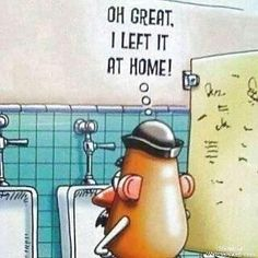 Mr.Potato Head