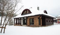 Mixing Styles With Ability: Chalet Hovel, Romania Somewhere Over, Hearth And Home, Mix Style, Contemporary Architecture, Gazebo, Beautiful Places, Outdoor Structures, House Design, House Styles