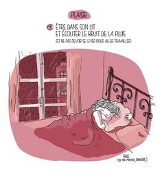 16 illustrations qui se moquent de la vie quotidienne et qui rendent hommage aux petits plaisirs de tous les jours...