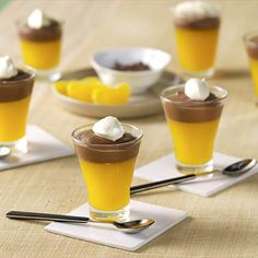 Gourmet Recipes, Cake Recipes, Tapas, Panna Cotta, Food And Drink, Menu, Pudding, Cooking, Tableware