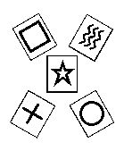 Develop, practice and explore your ESP (telepathy and clairvoyance) with this free advanced online Zener card guessing ESP Test