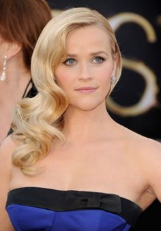 The Best Hair & Makeup At 2013 Oscars | theglitterguide.com