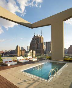 #JetsetterCurator - James Hotel, NYC