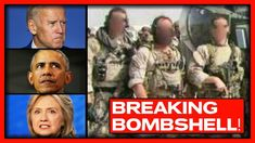 BREAKING: Whistleblower Drops HARD Evidence, Biden, Obama, Hillary EXECUTED Seal Team 6, Audio Proof Joe Biden, Obama And Biden, Barack Obama, Obama Hillary, Stanley Kubrick, Seal Team Six, Natural Pain Relief, Important News, Military