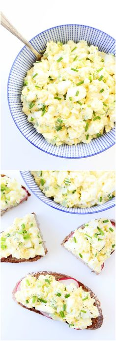 Egg Salad Recipe on twopeasandtheirpod.com This is the BEST egg salad recipe! Easy to make too!