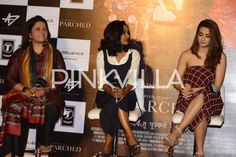 The trailer of Ajay Devgn's home production Parched was launched today at…