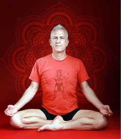 John Friend profiled, exercise in a hot pod and is knitting the new yoga for men?
