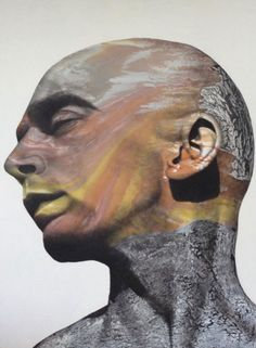 Vichit Nongnual –  Untitled Portrait 10 – 145 x 190