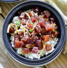 13 Poke Bowl Recipes To Try At Home   http://homemaderecipes.com/13-poke-bowl-recipes/