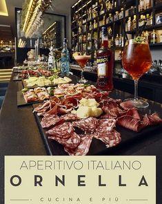 planazo para hoy: aperitivo italiano en Ornella