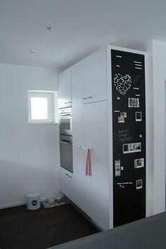 unserer Küche (mit magnetischer kreidefolie)