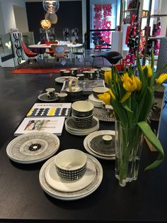 Marimekko collection @ designhus Tervuren www. Marimekko, Table Settings, How To Make, Collection, Place Settings, Tablescapes