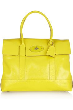 Mulberry - Holiday Bayswater patent textured-leather bag 038d62255191