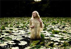 Lady of the Lake | Wonderland | Kirsty Mitchell