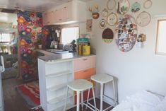 Family of Six Living in a Tiny Trailer Doesn't Sound Very Appealing, Until You Look at the Adorable Way these Folks Did It