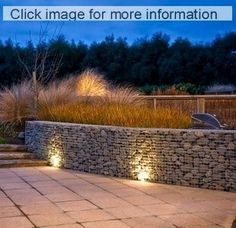 Gabion Retaining Walls - A gabion wall is constructed using wire mesh, woven in a similar fashion to a basket, which you fill with stones and form into your desired shape. Description from pinterest.com. I searched for this on bing.com/images