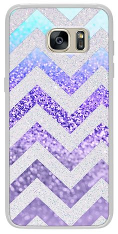 Casetify Galaxy S7 Edge Classic Snap Hülle - FUNKY MELON PURPLE  $ 40 SAMSUNG GALAXY S5 by Monika Strigel #Casetify