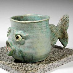 unique mug! So cute