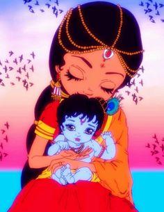 Yashoda mother's life