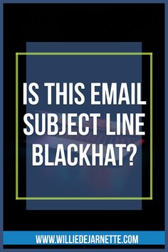 The subject line in an email message is typically the single most significant line of copy email recipients notice when they receive your email from their email address. Since email inboxes are overloaded with thousands, if not millions, of unsolicited emails every day, clever email subject line selection is more important now than ever before. #email #emailmarketing #emailmarketingtips Email Marketing Design, Marketing Goals, Email Marketing Strategy, Small Business Marketing, Marketing Ideas, Affiliate Marketing, Online Marketing, Online Business, Social Media Search Engine