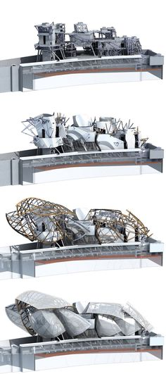 fondation louis vuitton by frank gehry takes shape in paris - Bhargav Bhat - Architecture Design, Chinese Architecture, Architecture Office, Concept Architecture, Futuristic Architecture, Amazing Architecture, Contemporary Architecture, Architecture Panel, Fondation Louis Vuitton