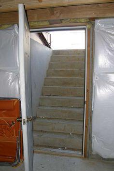 Rustic exterior basement doors and exterior design on for Exterior basement access doors