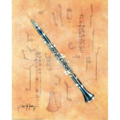 Ah, the clarinet! I'd probably have stayed in band if I'd had one of these in middle school. I have 2 at the moment, but I enjoy playing bass clarinet, which I don't yet have!